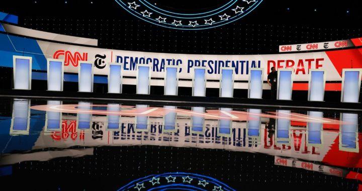 Democratic Presidential Debate at Otterbein