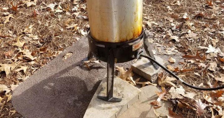 Unsafe Deep Fryer