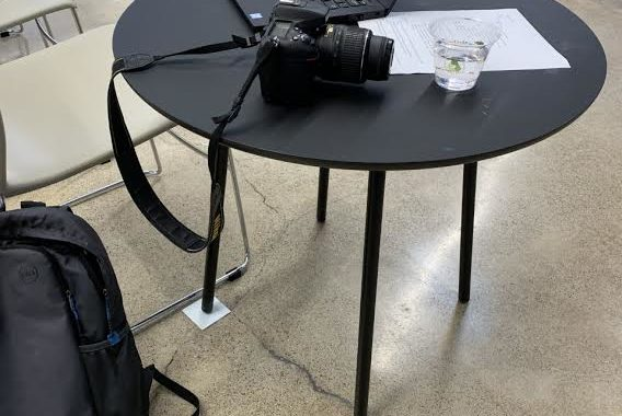 High-Tech Reporter In Search of Low-Tech Solution