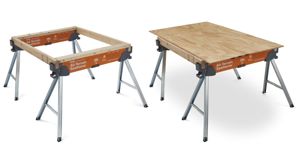 Stablz All Terrain Workbench