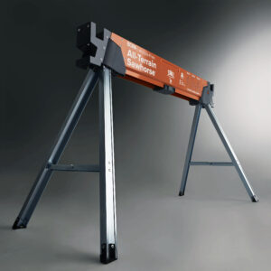 Bora All-Terrain Sawhorse Featuring Tap To Adapt Technology from Stablz